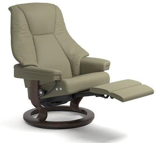 Stressless® by Ekornes® Live Large Leg Comfort Recliner-1320715