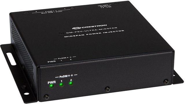 Crestron® DigitalMedia™ Ultra Midspan PoDM++ Injector-DM-PSU-ULTRA-MIDSPAN