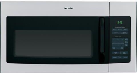 Hotpoint® Over-The-Range Microwave Oven-Stainless Steel-RVM5160RHSS