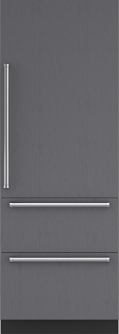 Sub-Zero® Designer 16.5 Cu. Ft. Panel Ready Column Refrigerator-IT-30RID-RH