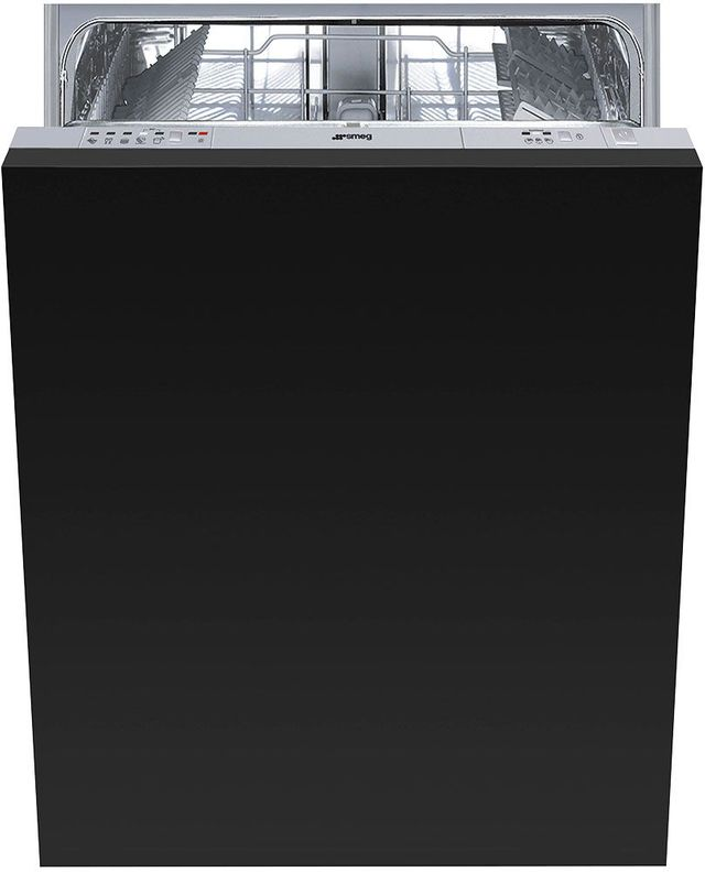 "Smeg 24"" Built In Dishwasher-Panel Ready-STU8249"