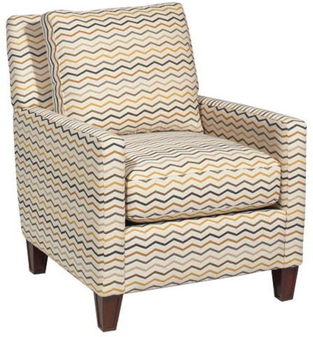 Craftmaster Affordable Fun Living Room Chair-012110