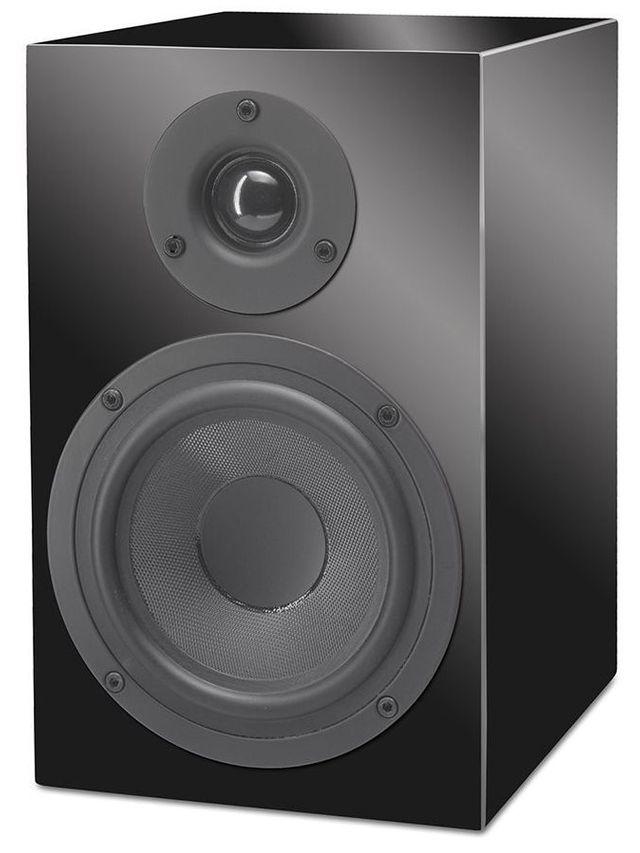 Pro-Ject Speaker Box 5 Black 2-Way Monitor Speaker-Speaker Box 5-BL