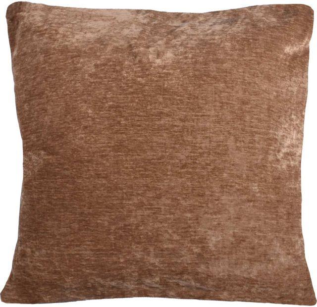 Coussin décoratif Prilla, noyer, Renwil®-PWFL1284