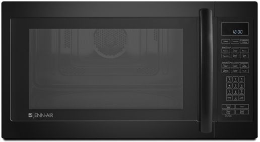 JennAir® 1.5 cu. ft. Built-In or Countertop Microwave Oven with Convection-Black-JMC1150WB