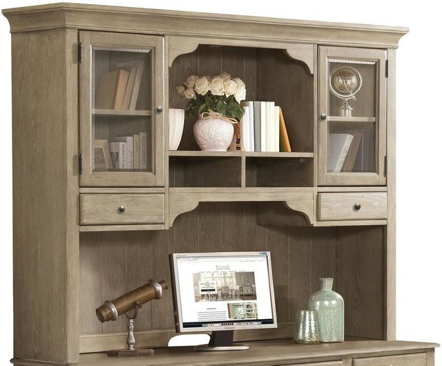 Riverside Furniture Myra Credenza Hutch-59426