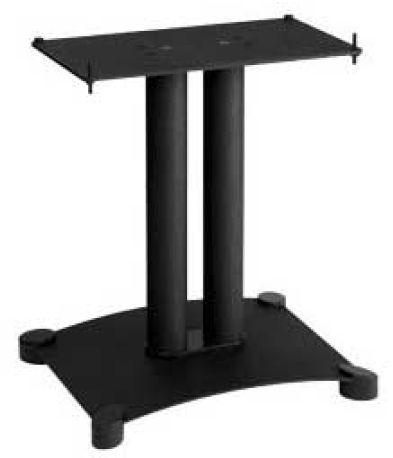 "Sanus® Steel Series Black 18"" Center Channel Speaker Stand-SFC18-B1"