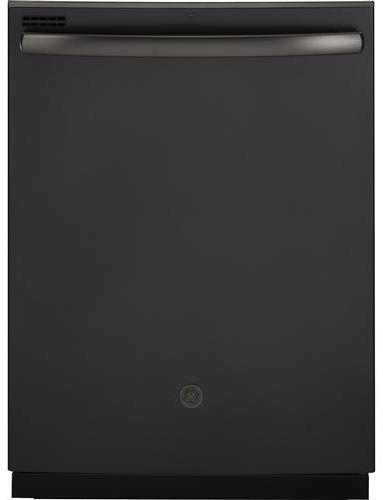 """GE® 24"""" Black Slate Built In Dishwasher-GDT630PFMDS"""