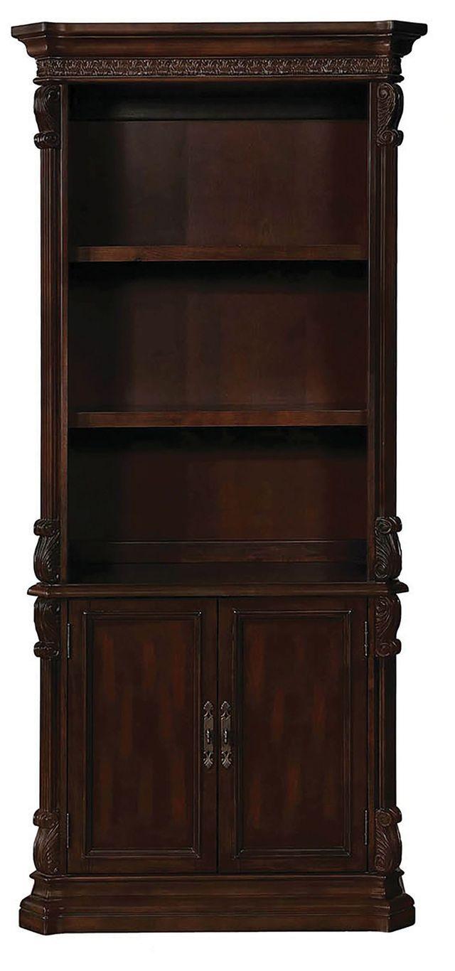 Coaster® Tucker Brown Open Bookcase-800803