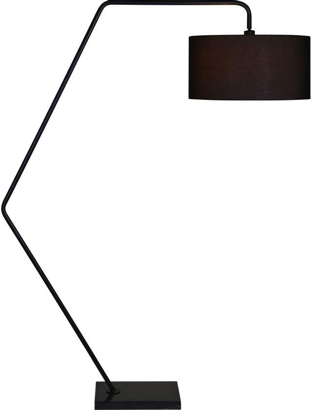 Renwil® Penelin Black Floor Lamp-LPF3118