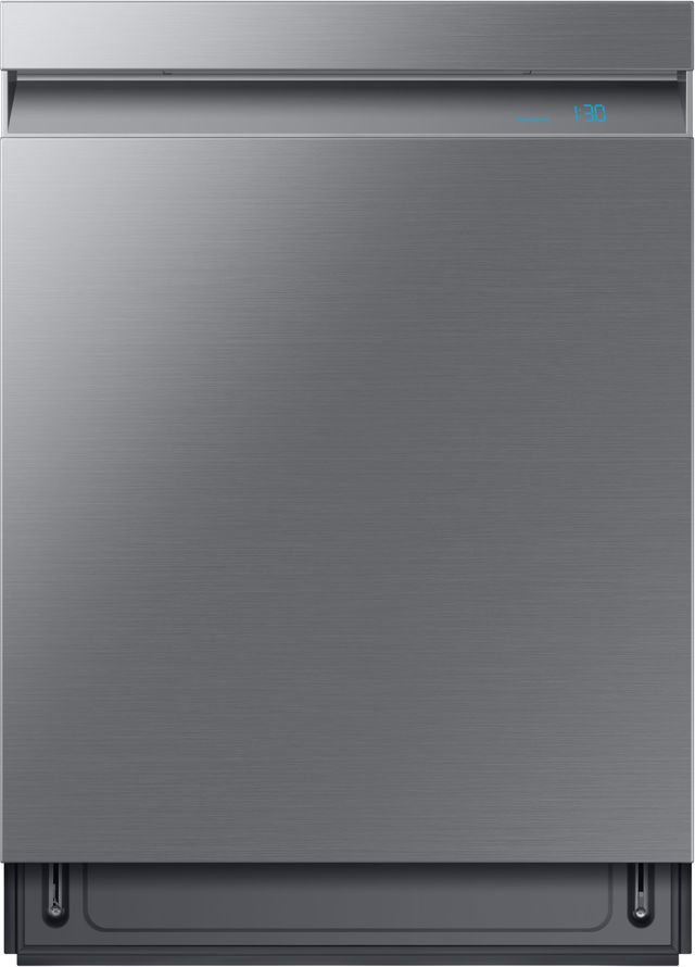 "Samsung 24"" Fingerprint Resistant Stainless Steel Built In Dishwasher-DW80R9950US"