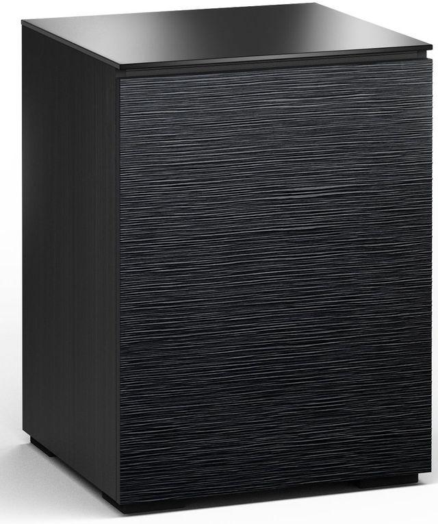 Salamander Designs® Chicago 317 RM Pro Audio Rack-Textured Black Oak-C/CH317RM/BO