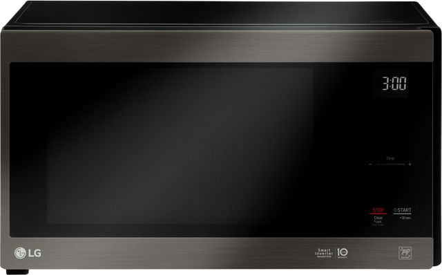 LG NeoChef™ 1.5 Cu. Ft.  Black Stainless Steel Countertop Microwave-LMC1575BD
