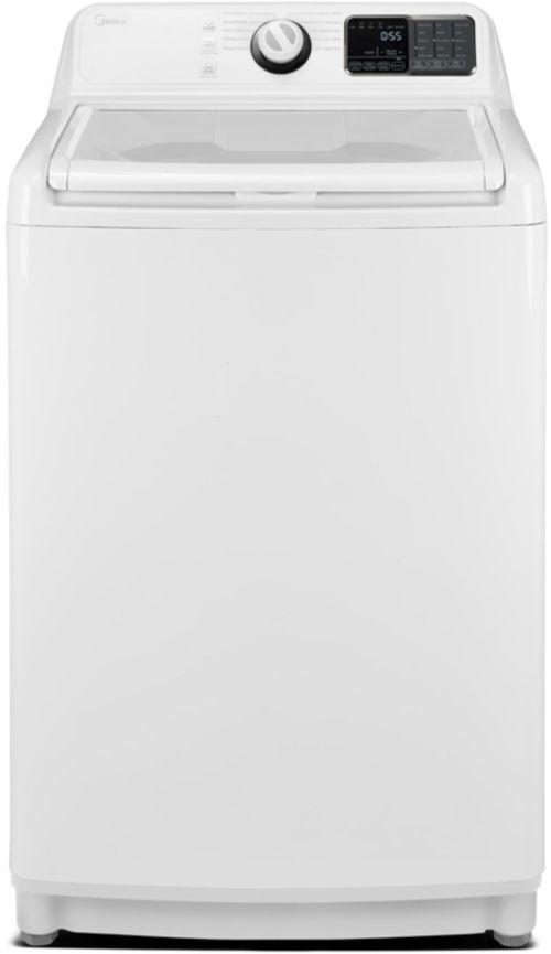 Midea 4.5 Cu. Ft. White Top Load Washer-MLV45N1BWW