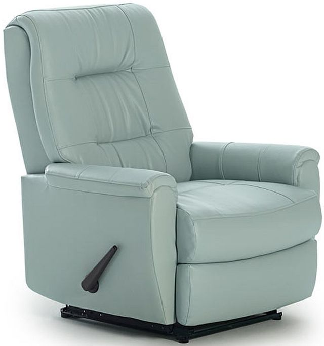 Best Home Furnishings® Felicia Leather Petite Recliner-2A74LV