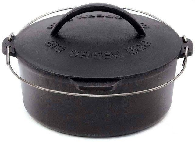 Big Green Egg® Cast Iron Dutch Oven-117052