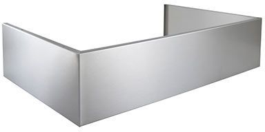 Broan® Stainless Steel Optional Extended Depth Flue Cover-AEEPD6SSE