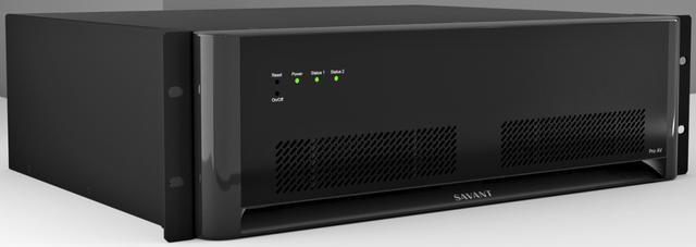 Savant® IP Video 8 Input Transmitter 4K UHD-PAV-VIM8S-00-PAV-VIM8S-00