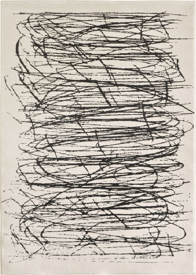 Tapis de course Studio Line, noir/blanc, Renwil®-RWIR-35118-58