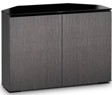 Salamander Designs® Chameleon Seattle 323 Gray Oak Corner Cabinet-C/SE323CR/GO