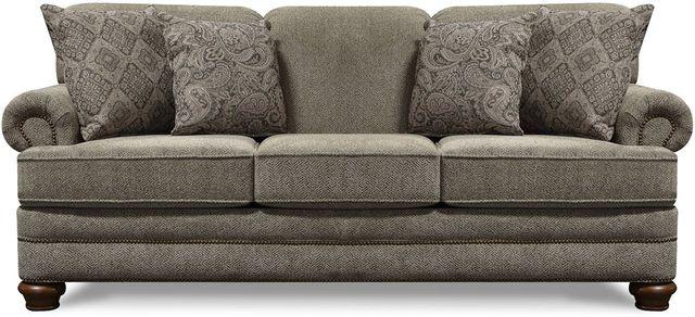 England Furniture® Reed Sofa Sleeper with Nailhead Trim-5Q09N