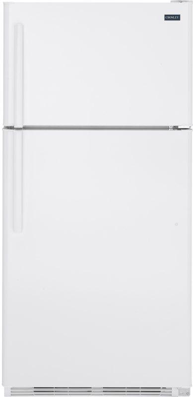 Crosley® 20.8 Cu.Ft. White Top Freezer Refrigerator-XTS21FGKW