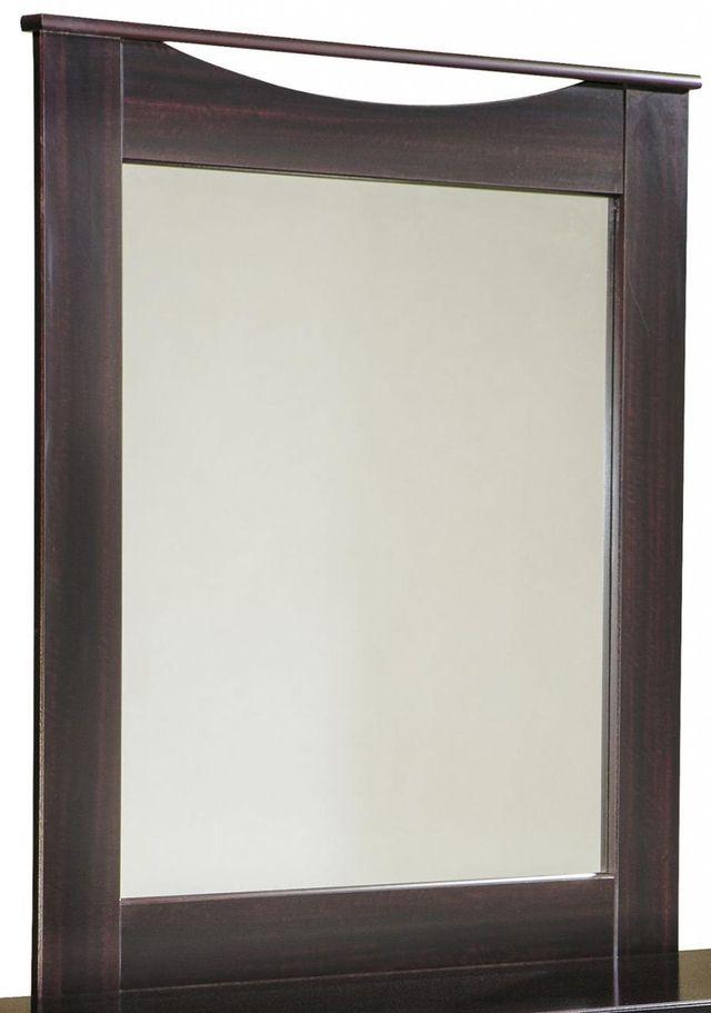 Signature Design by Ashley® Zanbury Merlot Bedroom Mirror-B217-36