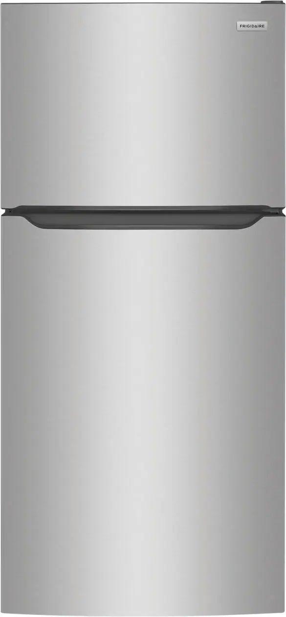 Frigidaire® 18.3 Cu. Ft. Stainless Steel Top Freezer Refrigerator-FFHT1835VS