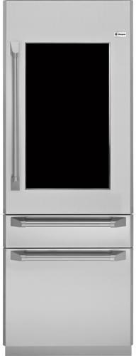 "Monogram® Refrigeration 84"" Professional Glass Door Panel Kit-ZKGP304NRH"