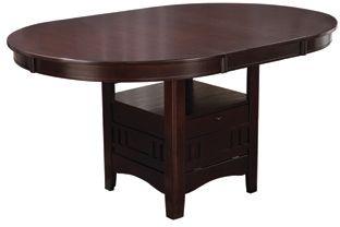 Coaster® Lavon Espresso Dining Table-102671
