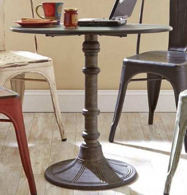 Coaster® Oswego Industrial Bistro Table-100063