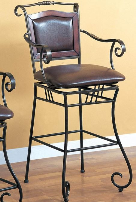 Coaster® Metal Bar Stool-100159