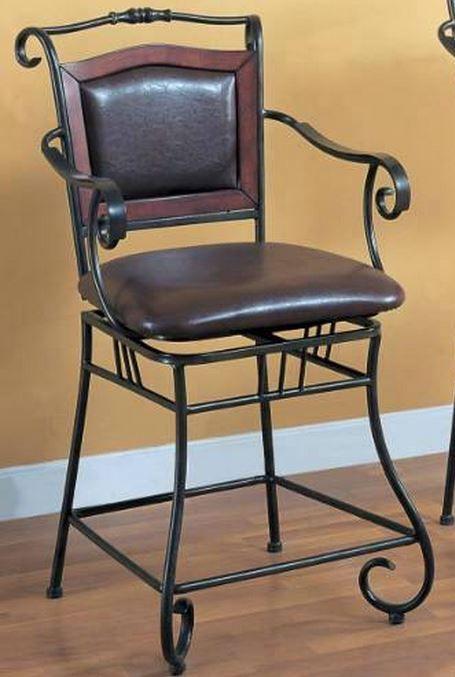 Coaster® Metal Bar Stool-100160