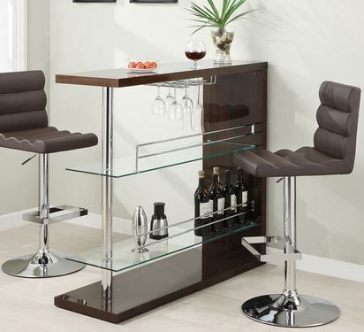 Coaster® Bar Table-100166