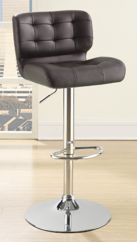 Coaster® Upholstered Bar Stool-100544