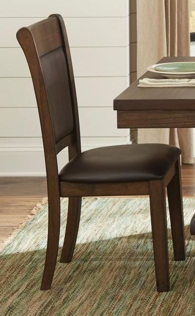 Home Elegance Wieland (Set of 2) Dining Chair   Item# 10156