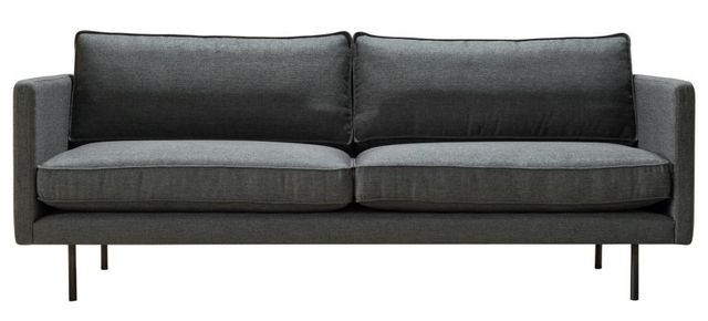 Moe's Home Collections Raphael Anthracite Sofa-WB-1002-07
