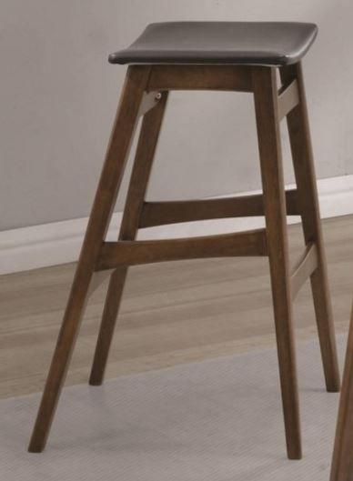 Coaster® Mid-Century Angled Bar Stool-101437