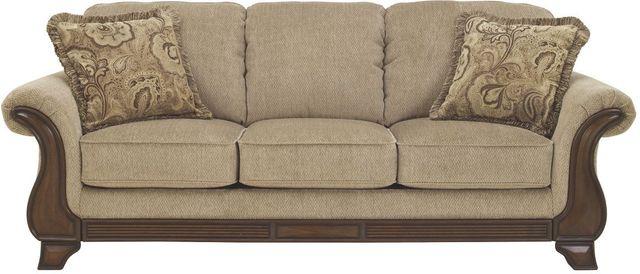 Signature Design by Ashley® Lanett Barley Queen Sofa Sleeper-4490039