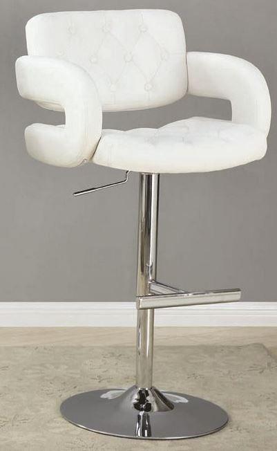 Coaster® Adjustable Height Barstool-102557