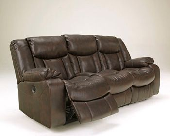 Signature Design by Ashley® Carnell Reclining Sofa-1030088