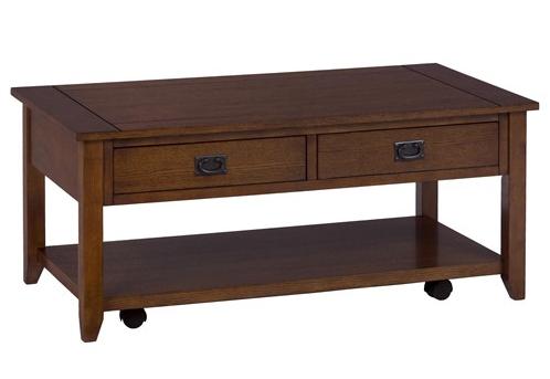 Jofran Inc. Mission Oak Cocktail Table-1032-1