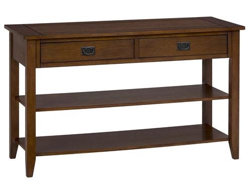 Jofran Inc. Mission Oak Sofa Table-1032-4