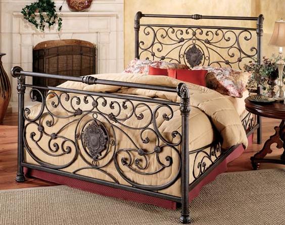 Hillsdale Furniture Mercer California King Bed-1039-600