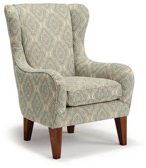 Best Home Furnishings® Lorette Stationary Chair-7180E