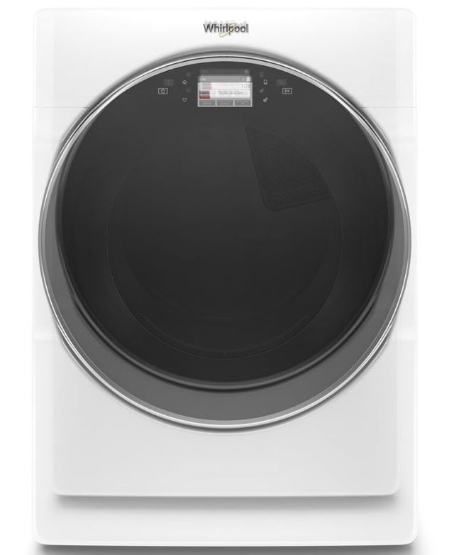 Whirlpool® 7.4 Cu. Ft. White Front Load Gas Dryer-WGD9620HW