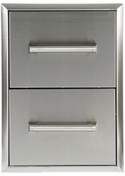 Coyote Outdoor Living Drawer Cabinet-Stainless Steel-C2DC