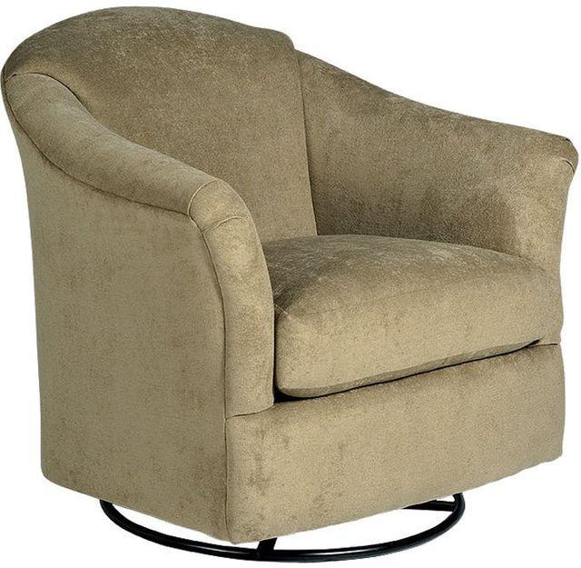 Best Home Furnishings Darby Swivel Glider-2877