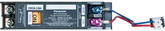 Crestron® Heavy Duty Single Pole Relay-GLR-HD-1P