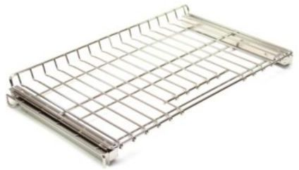 """Whirlpool Roll-Out Full Extension Rack with Handle for select 30"""" Wall Ovens and Ranges-W10570865"""